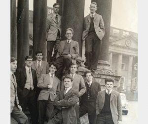 Timothy Gauvain far left