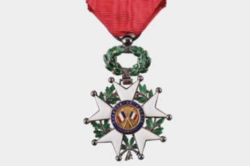 The French Legion d'Honneur