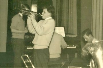 Stowe Dixieland Jazz Band in the Roxy, Stowe 1959-60
