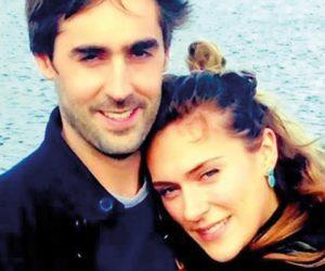 Robert Parry (Grenville 05) & Hermione Parry (née Gibbs, Nugent 06)