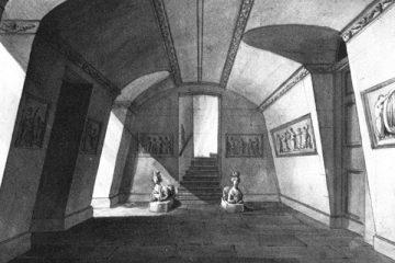 The Eygypian Entrance