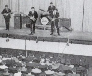 The Beatles at Stowe – 4 April 1964
