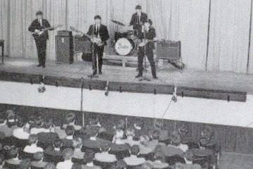 The Beatles at Stowe – 4 April 1964