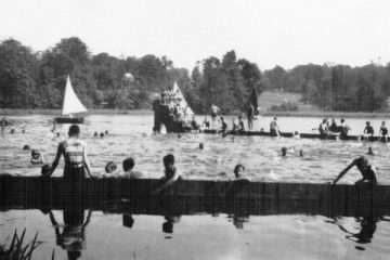 The 1927 Eleven Acre Bathing Place