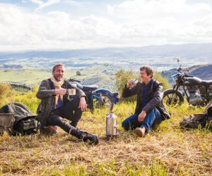 Legendary Motorcycle Adventures