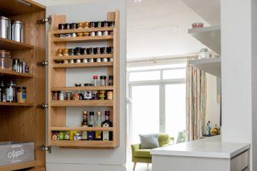 A Jamie Wemyss kitchen, Hornton Street, High St Kensington