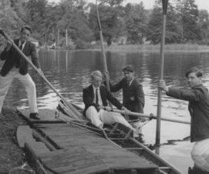 SSVBC in the water 1960